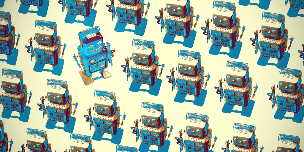 Illustration of Robots
